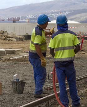 Prévention lors d'un chantier à Bruxelles, Gembloux